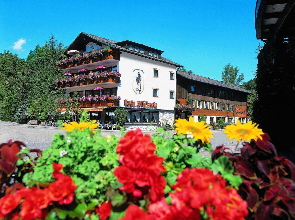 Herzlich willkommen im Hotel Hirsch Enzklösterle